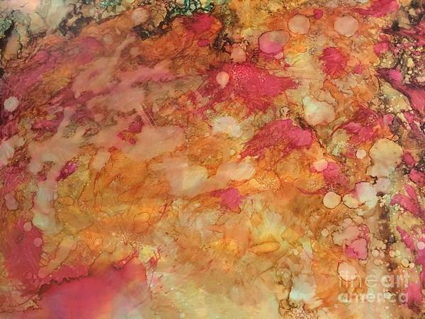 Painting - Embers by Holly Suzanne