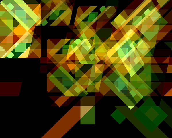 Digital Art - Embodiment 6 by Lynda Lehmann