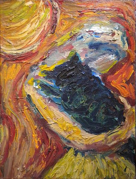 Painting - Embrace IIi by Katt Yanda