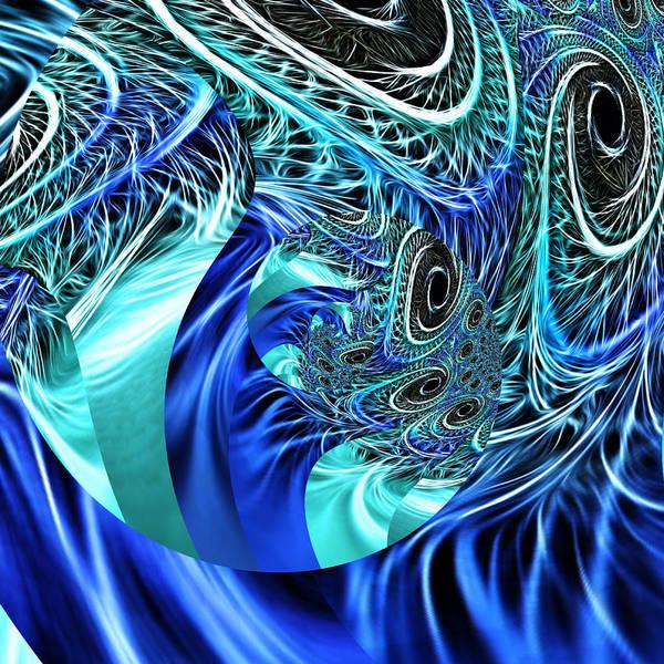 Digital Art - Embrace Me by Jeff Iverson