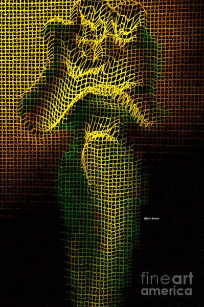Digital Art - Embrace by Rafael Salazar