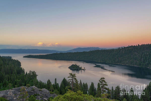 Photograph - Emerald Bay State Park  by Michael Ver Sprill