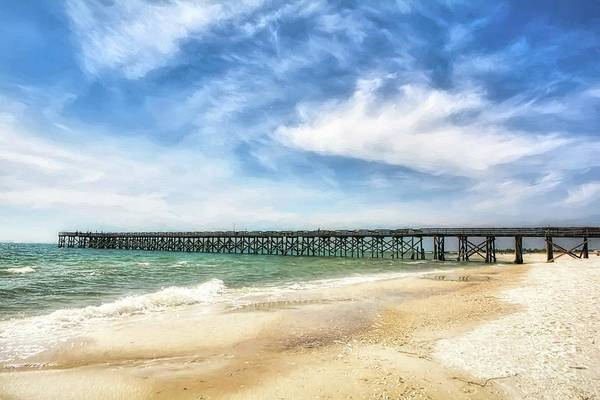 Photograph - Emerald Coast Dreams by Mel Steinhauer