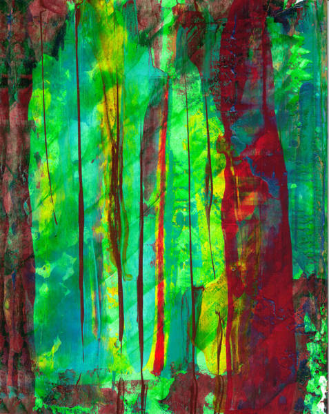 Painting - Emerald Forest by Thomas Lupari
