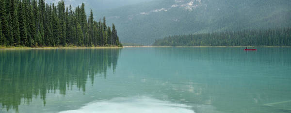 Wall Art - Photograph - Emerald Lake Yoho Park Canada by Steve Gadomski