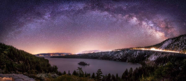 Photograph - Emerald Nights  by Tony Fuentes
