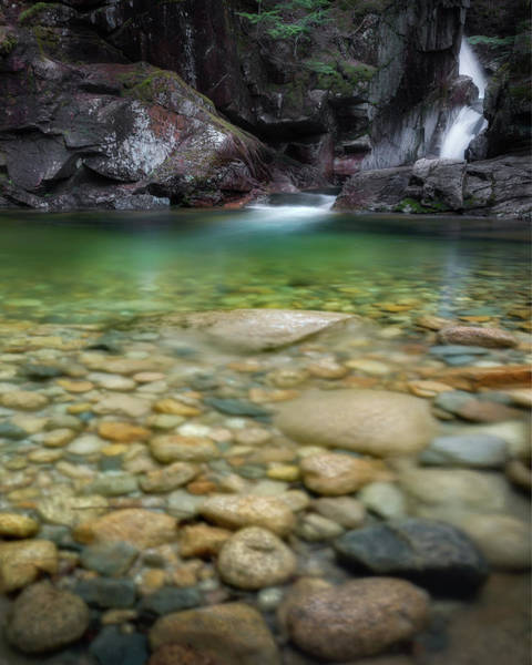 Photograph - Emerald Pool by Bill Wakeley