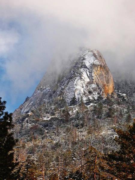 Photograph - Emerging Peak - Idyllwild by Glenn McCarthy Art and Photography