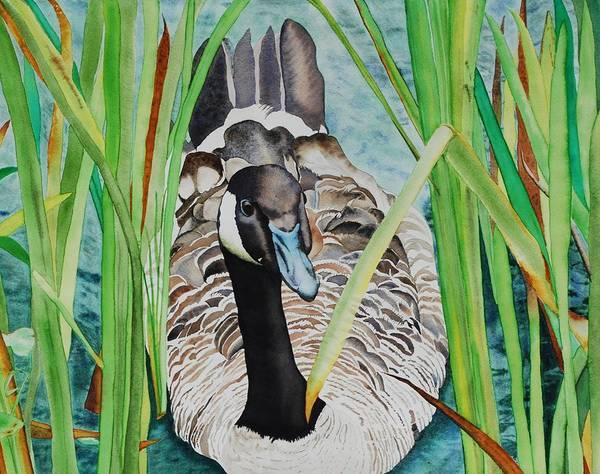 Painting - Emerging by Sonja Jones