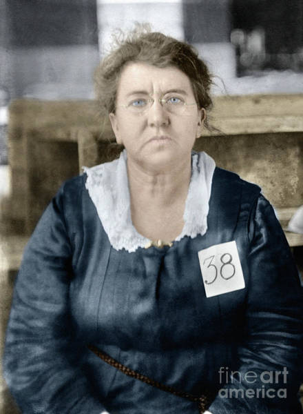 Photograph - Emma Goldman by Granger