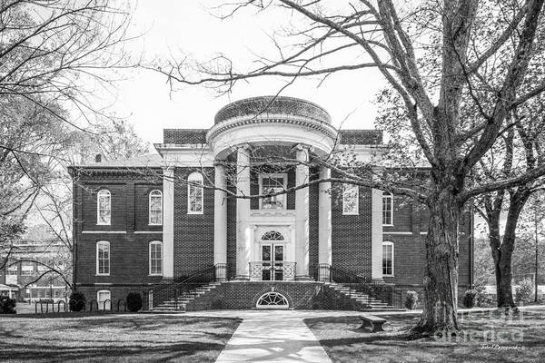 Photograph - Emory And Henry College Byars Hall by University Icons