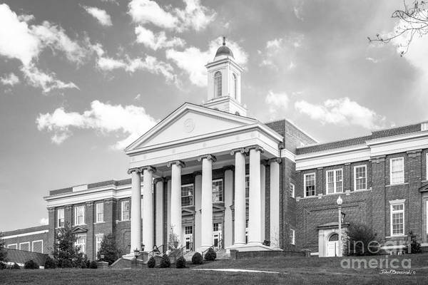 Photograph - Emory And Henry College Wiley Hall by University Icons