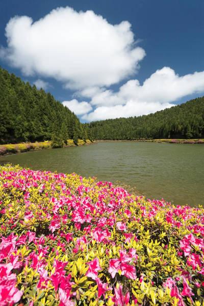 Acores Photograph - Empadadas Lakes II by Gaspar Avila