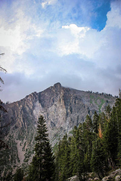 Photograph - Empire Mountain, Sequoia National Forest by Jessica Tabora