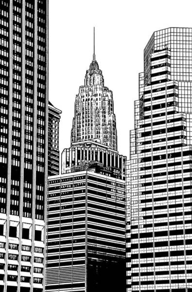 Photograph - Empire State Building - 1 by Frank Mari