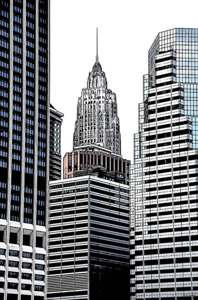 Photograph - Empire State Building - 1.1 by Frank Mari