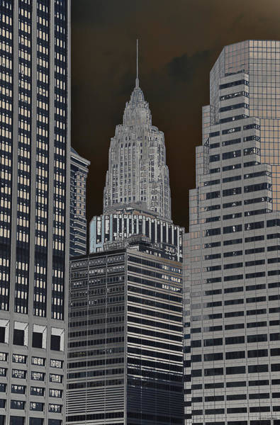 Photograph - Empire State Building - 1.2 by Frank Mari