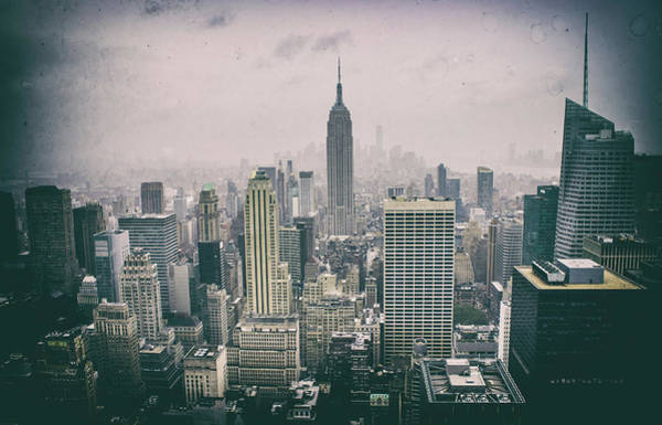The Empire Photograph - Empire State Nyc by Martin Newman