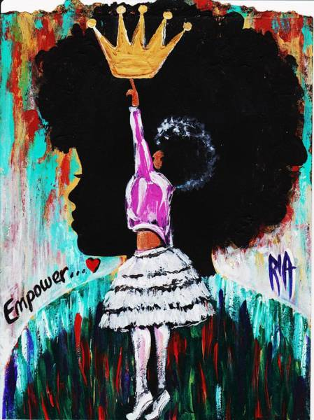 Wall Art - Photograph - Empower by Artist RiA