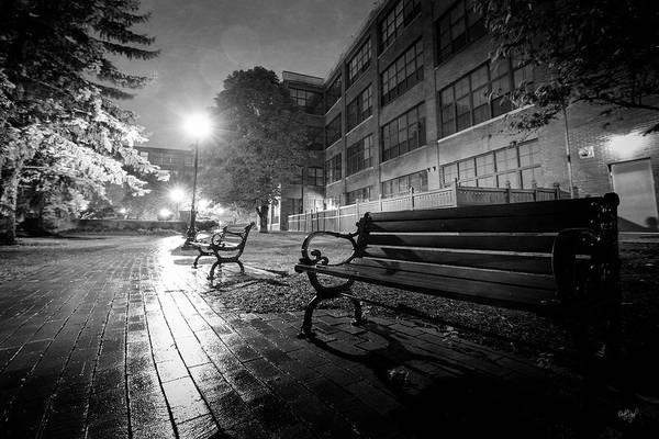 Franklin Park Photograph - Emptiness by Everet Regal
