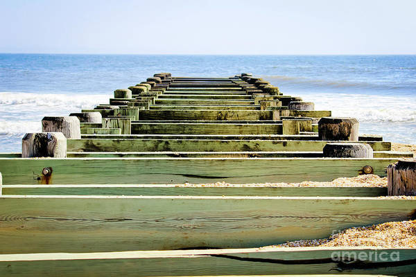 Wall Art - Photograph - Empty Dock by Colleen Kammerer