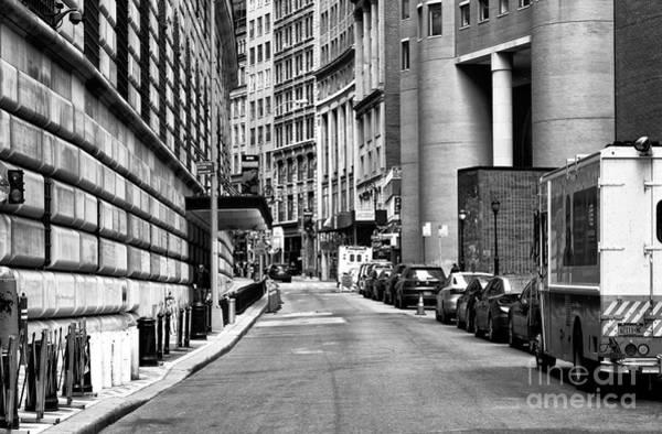 Photograph - Empty Downtown by John Rizzuto