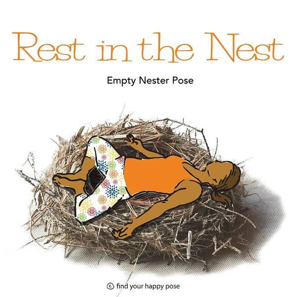 Empty Nest Wall Art - Digital Art - Empty Nester 2 by Patti And Lori