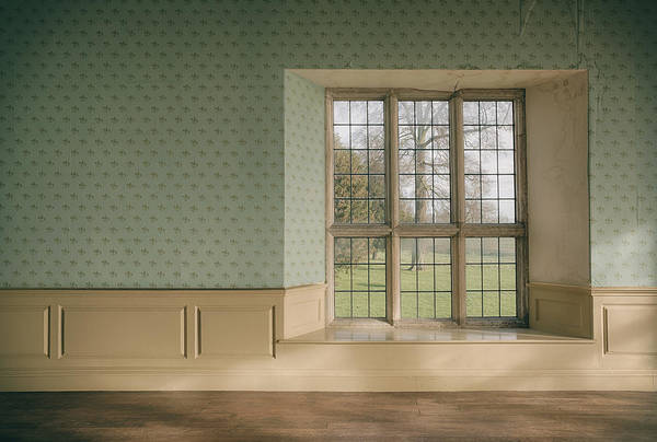 Sarah Photograph - Empty Rooms by Sarah Brooke