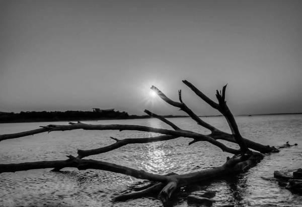 Lake Sunset Photograph - Empty Sunset by Dado Molina