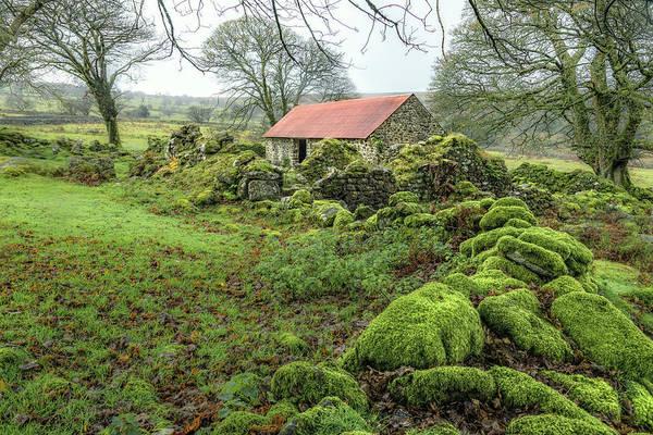 Wall Art - Photograph - Emsworthy Farm - Dartmoor by Joana Kruse