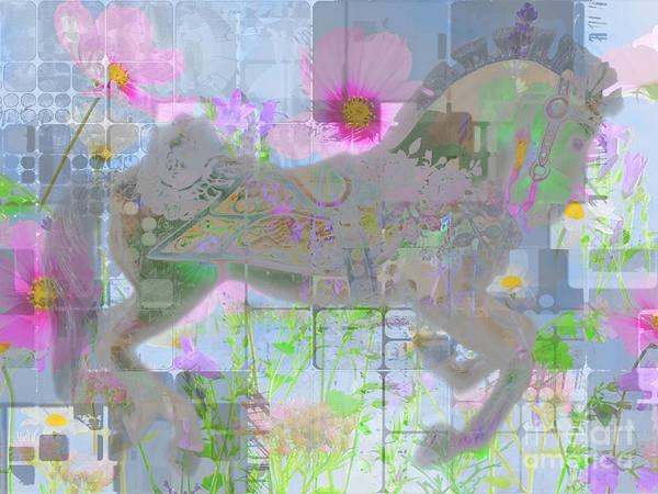 Digital Art - Enchanted 2015 by Kathryn Strick