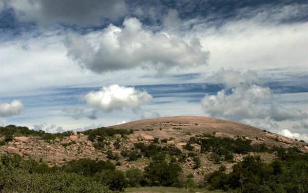 Enchanted Rock State Park Photograph - Enchanted Rock Rocks by Karen Musick