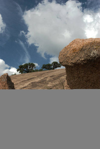 Enchanted Rock State Park Photograph - Enchanting Rocks by Karen Musick