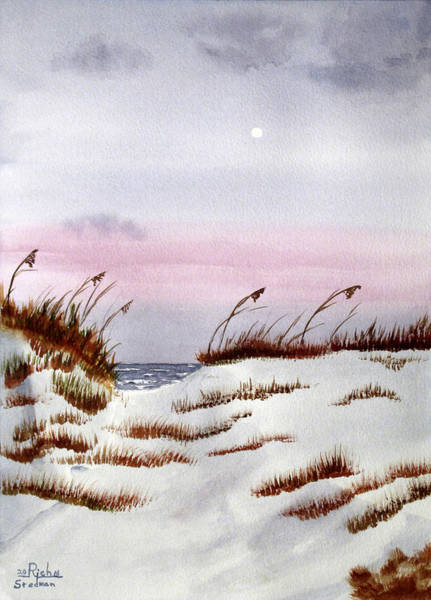 Painting - End Of A Perfect Day by Rich Stedman