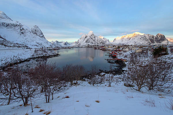 Photograph - End Of Day, Reine, Lofoten,  by Dubi Roman