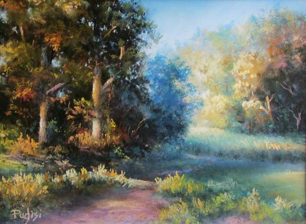Pastel - End Of Summer by Bill Puglisi