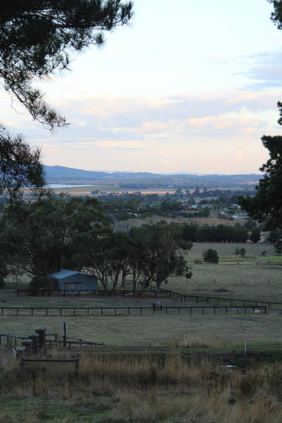 Photograph - End Of The Day Yarra Glen 25-03-2015 by Bert Ernie