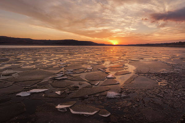 Photograph - End Of The Ice by Scott Bean