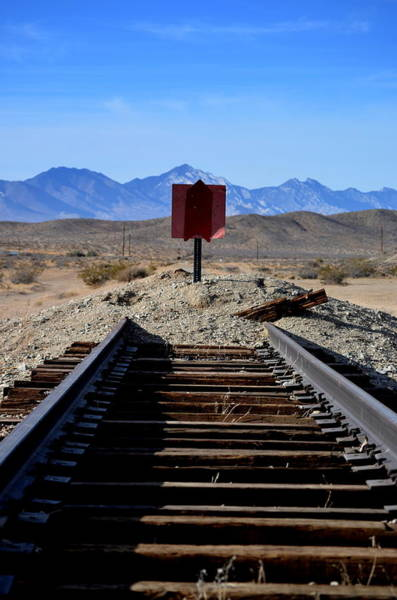 Photograph - End Of The Line by Guy Hoffman