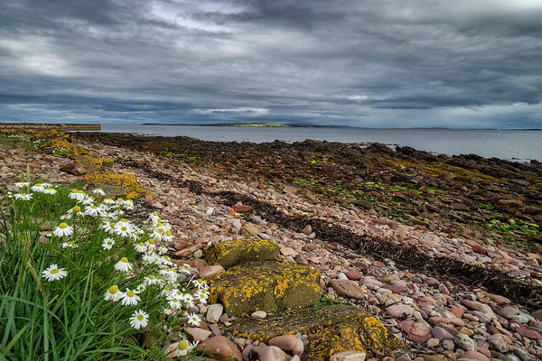 Photograph - End Of The Mainland In Northern Scotland by Jeremy Lavender Photography