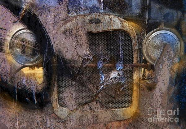 Wall Art - Photograph - End Of The Road by Bob Salo
