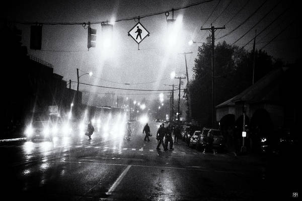 Photograph - End Of The Shift by John Meader