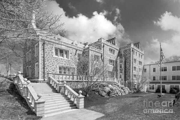 Photograph - Endicott College College Hall by University Icons