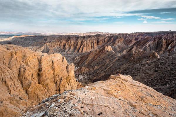 Photograph - Endless Badlands by Alexander Kunz