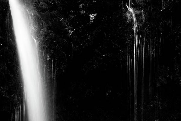 Photograph - Endless Falls #3 by Francesco Emanuele Carucci