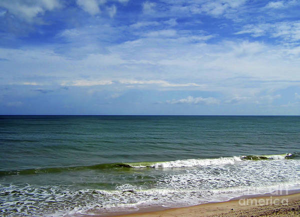 Photograph - Endless Horizon by D Hackett