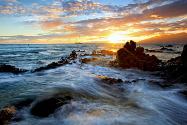 Kihei Photograph - Endless Ocean by James Roemmling