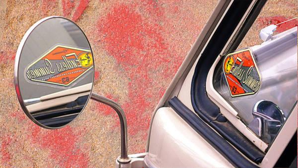 Orange County Digital Art - Endless Summer by Ron Regalado