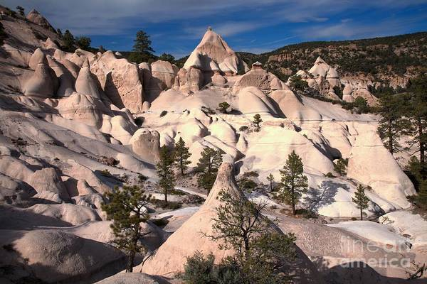Photograph - Endless Tent Rocks by Adam Jewell