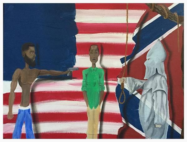 Painting - Endless War by McKinson  Souverain
